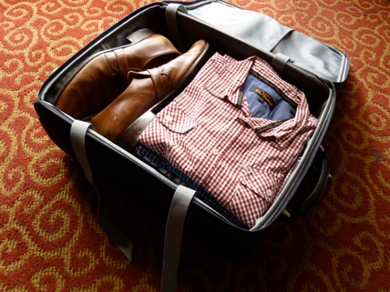 aavtravel packing suitcase