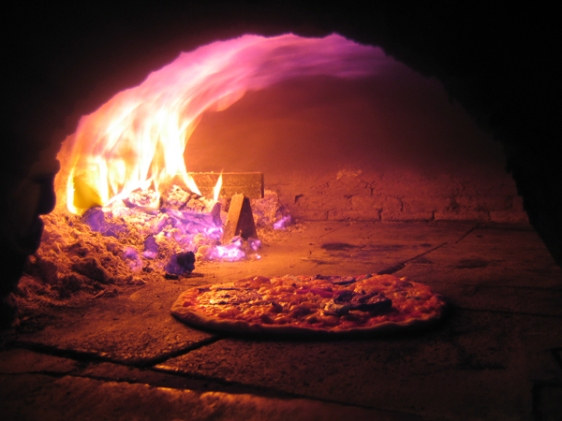 FireovenPizza aavtravel rome