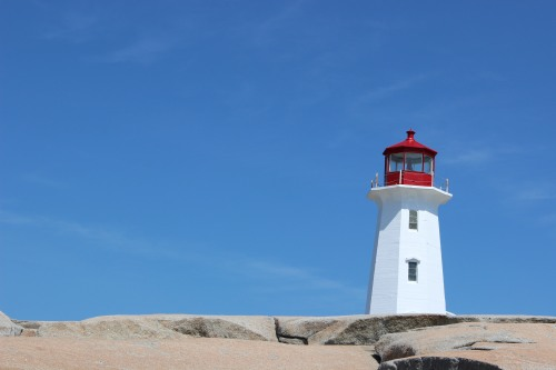 Lighthouse Nova Scotia Peggys Cove aavtravel