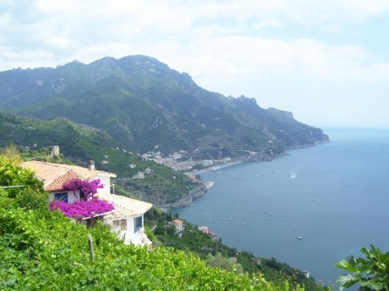 Amalfi Coast Italy aavtravel