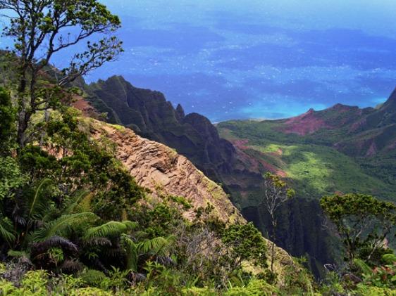 kalakau, kauai, napali, aavtravel, hawaii