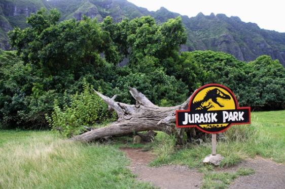 jurassic park, oahu, kualoa ranch, hawaii, aavtravel