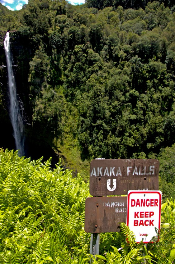 akaka falls, hawaii, waterfall, aavtravel