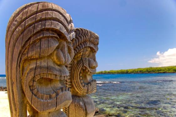 puuhonua, tiki, hawaii, culture, aavtravel