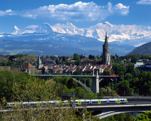 Bern, Switzerland, alps, junfrau, eiger, aavtravel