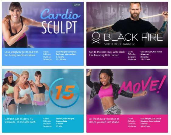 dailyburn, program, workout, fitness