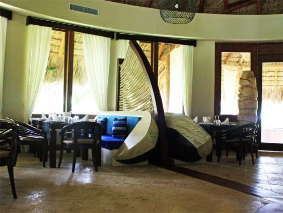 zoetry agua, piragua restaurant, punta cana