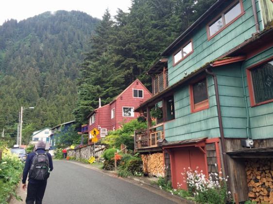 juneau, mountainside, alaska