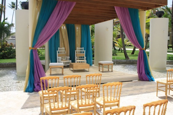 destination wedding, punta cana, dominican republic, la romana, secrets, dreams, now, aavtravel, beach wedding, indian wedding, ceremony