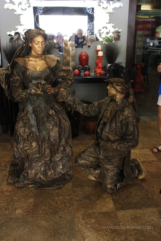 destination wedding, punta cana, dominican republic, la romana, secrets, dreams, now, aavtravel, beach wedding, living statue