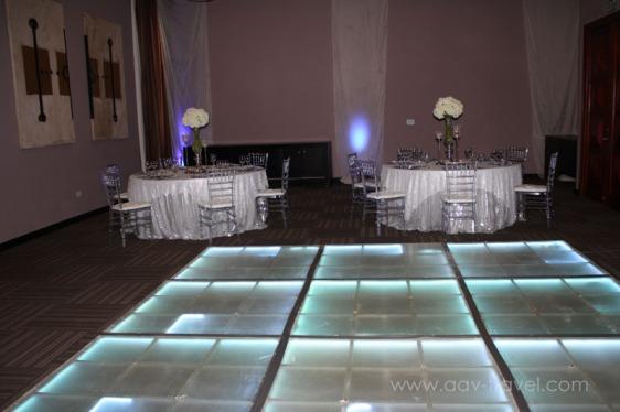 destination wedding, punta cana, dominican republic, la romana, secrets, dreams, now, aavtravel, beach wedding, lightup dancefloor