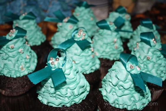 destination wedding, punta cana, dominican republic, la romana, secrets, dreams, now, aavtravel, beach wedding, cupcakes, desserts