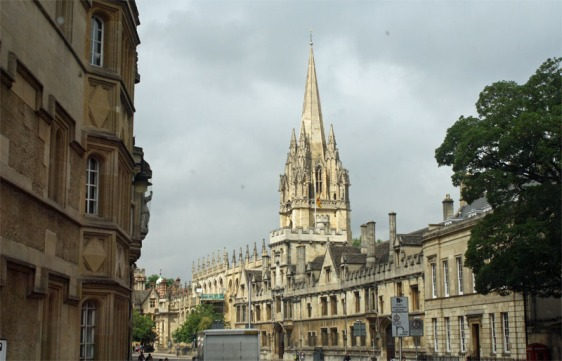 st mary's church, oxford, church, aavtravel