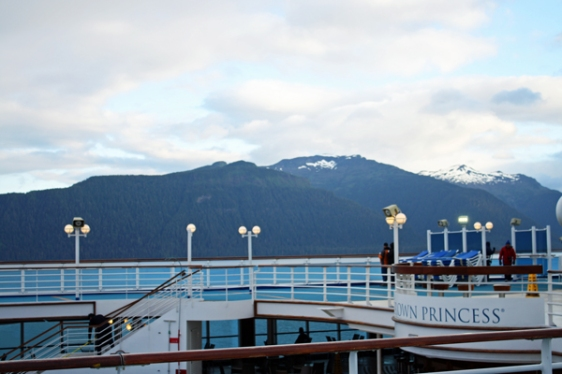 cruise, princess, alaska, aavtravel