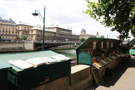 quais, seine, marche, livres, paris, aavtravel