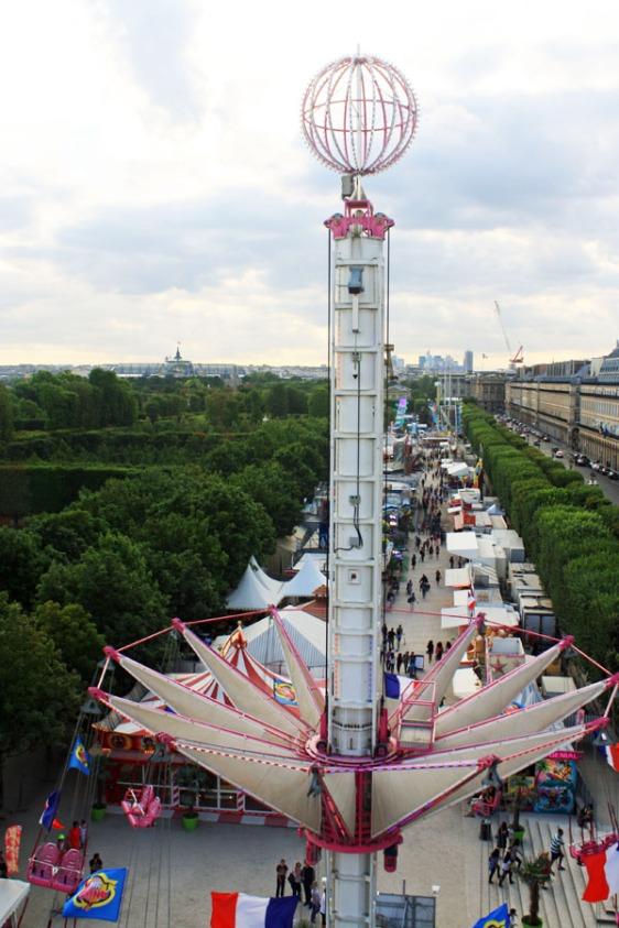 tuileries gardens, carnival, jardin des tuileries, paris, aavtravel