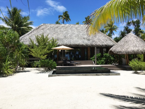 The Brando, private villa, tetiaroa, aavtravel, french polynesia, tahiti, plunge pool, paradise