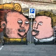 Street Art Brera