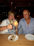 Happy 29th celebrating at Yalos by the Sea