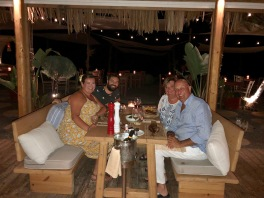 Yalos by the Sea with owner Antonis